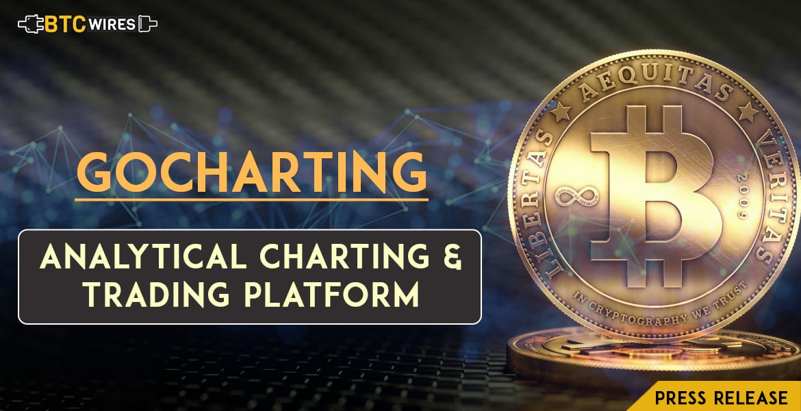 GoCharting : App that tracks Crypto Exchanges